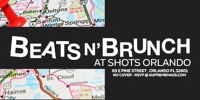 Beats N' Brunch @ SHOTS Orlando