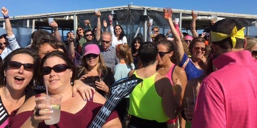 80's Party Cruise on The Casablanca - Labor Day Weekend 2019