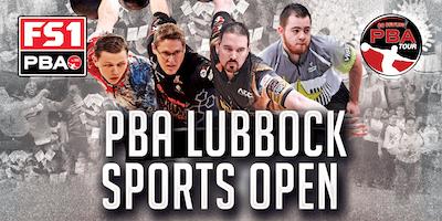 PBA Lubbock Sports Open