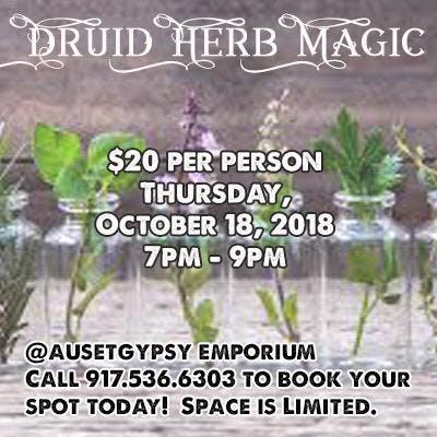 Druid Herb Magic