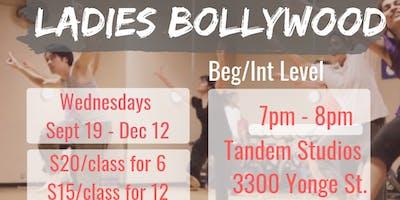Ladies Bollywood Classes