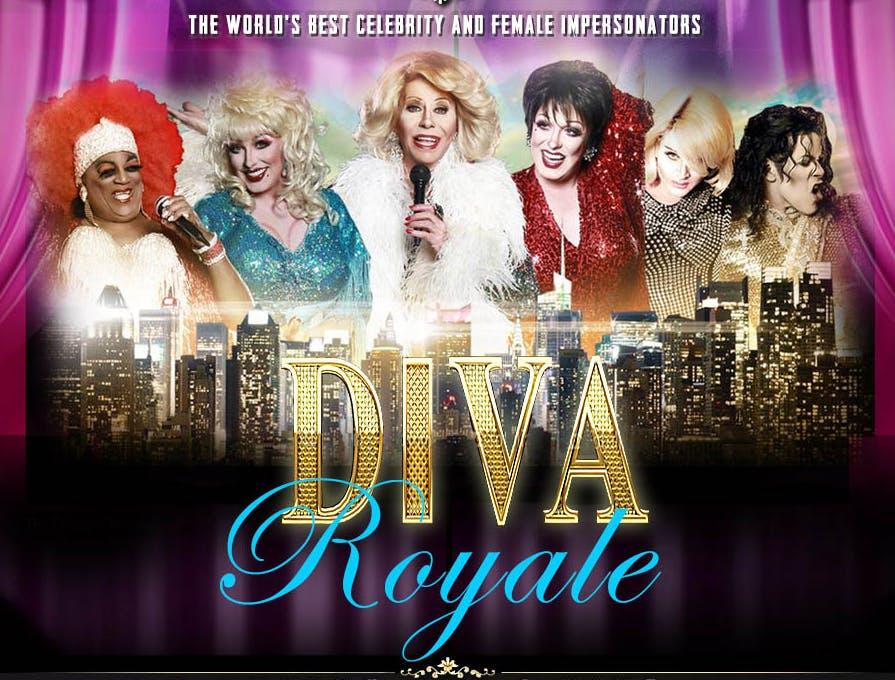 Diva Royale - Drag Queen Show Philadelphia