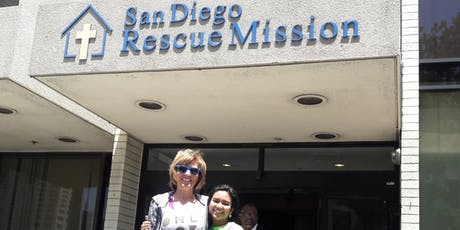 the san diego rescue mission The san diego rescue mission believes in the inherent worth of every homeless man, woman, and child our mission is to spread the good news of salvation thro.