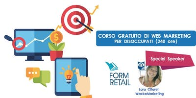 CORSO GRATUITO DI WEB MARKETING