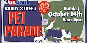 Brady Street Pet Parade 2018