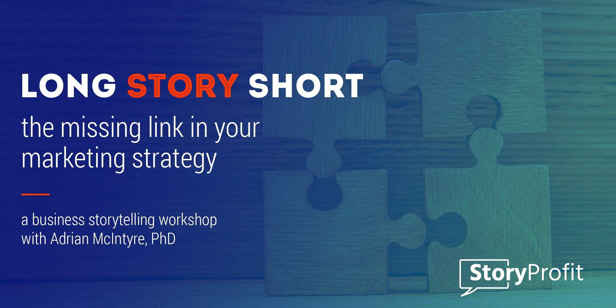 Long Story Short: The Missing Link in Your Marketing Strategy