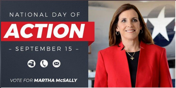 McSally's National Day of Action