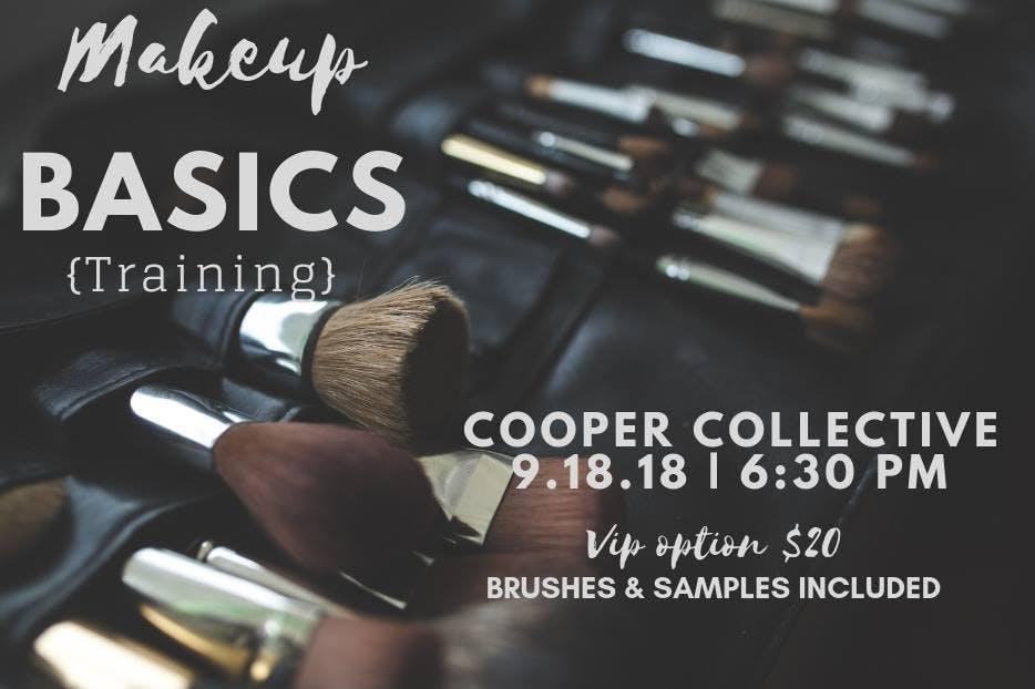 Glamour Clinic: Makeup Basics