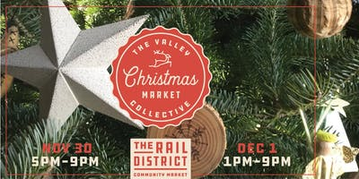 The Valley Collective Christmas Market