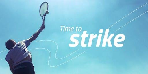 Strike Tennis Xpress Plus