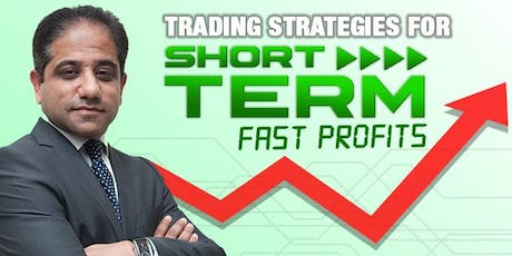 FAST PROFITS TRADING STRATEGIES BY SANDY JADEJA tickets