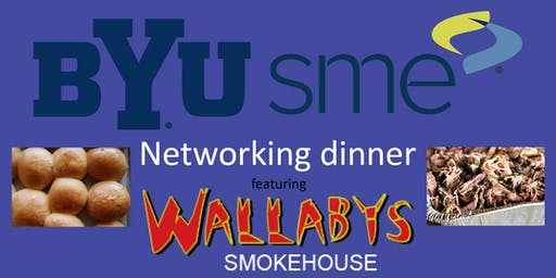 BYU SME Networking Dinner - Fall 2019