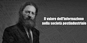 Il valore dell'informazione nella società...