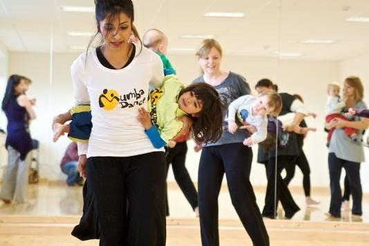 Mumba Dance Portmarnock 6 Weeks Course