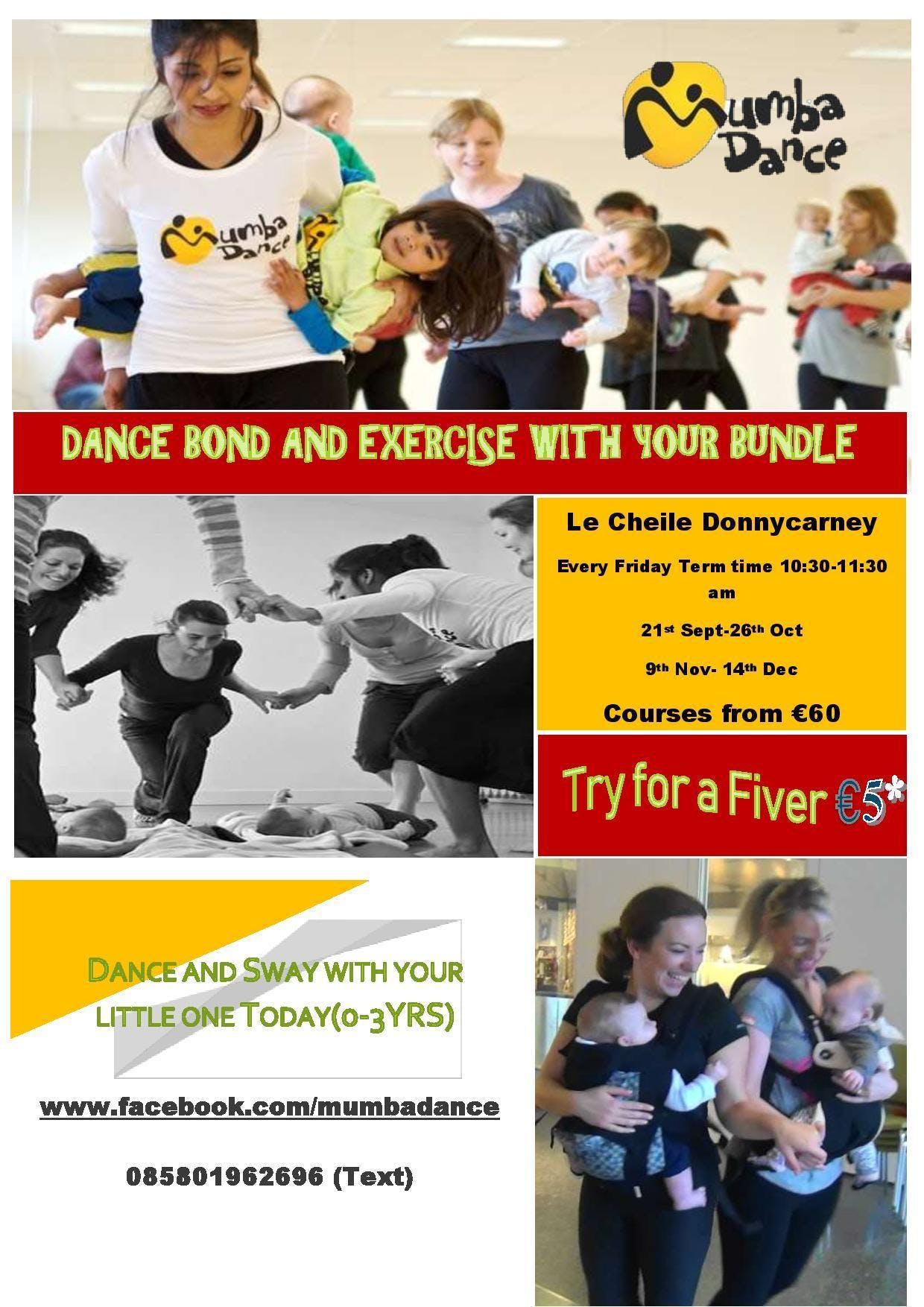 Mumba Dance Donnycarney 6 Weeks