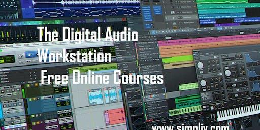 The Digital Audio Workstation - simpliv (FREE)