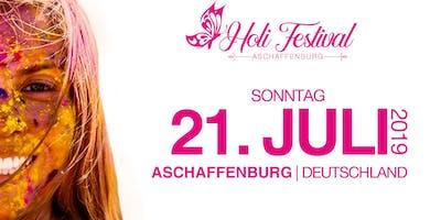 Holi Festival Aschaffenburg 2019 - 6th Anniversary