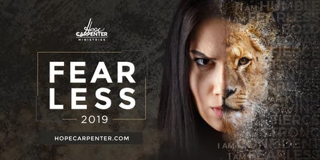 Fearless 2019 Women's Conference:  9.13.19 - 9.15.19 tickets