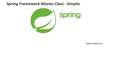Spring Framework Master Class - Beginner to Expert - Simpliv