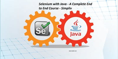 Selenium with Java - A Complete End to End Course - Simpliv