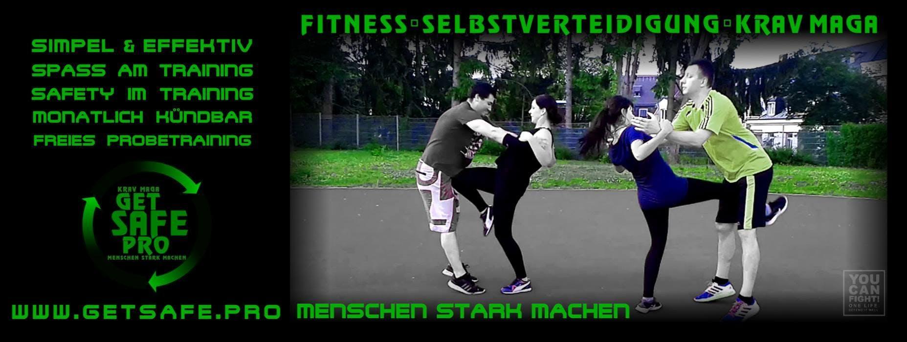 Fitness Selbstverteidigung Krav Maga in Mainz