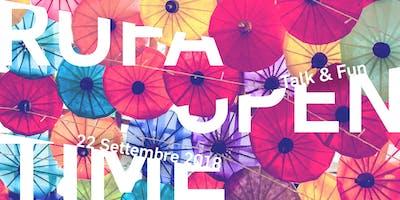 RUFA Open Time con ZeroCalcare