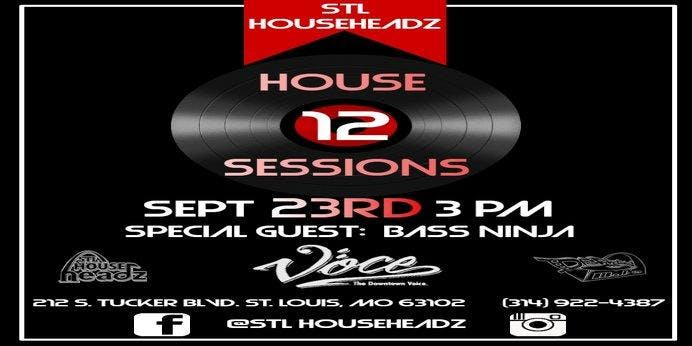 STL HOUSEHEADZ HOUSE SESSIONS 12