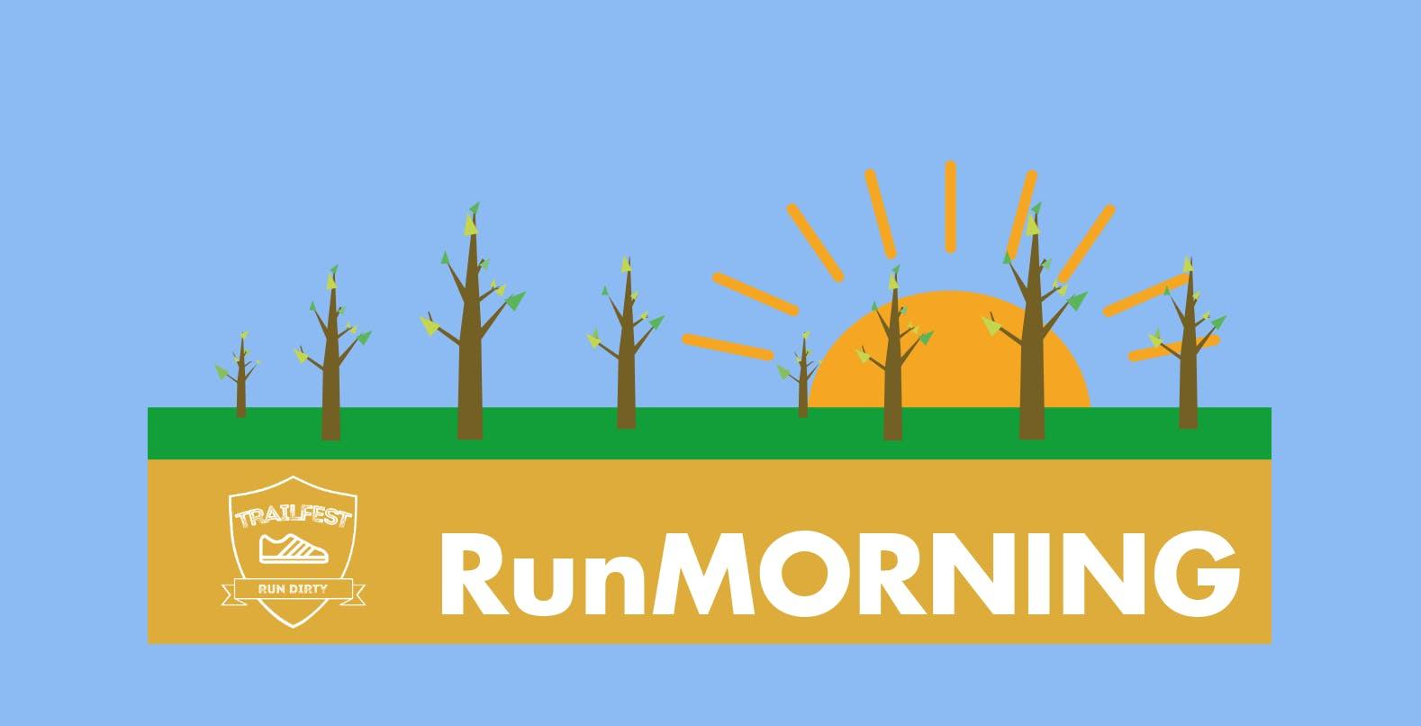RunMORNING 10km