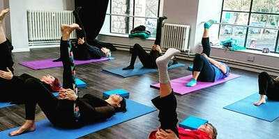 Do Yoga on Saturday morning at 10am at the Blakehay