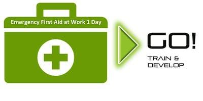 Emergency First Aid Work Bolton