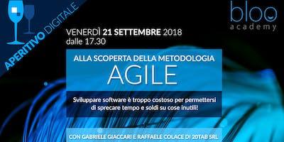 Aperitivo Digitale: Alla scoperta della metodologia Agile