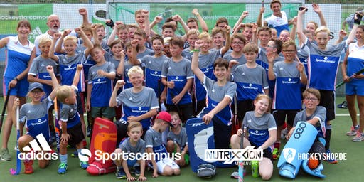 Basic Hockeycamp powered by adidas // Hamburg // Sommer // Feldsaison