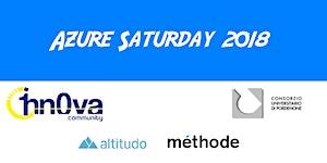 Azure Saturday 2018