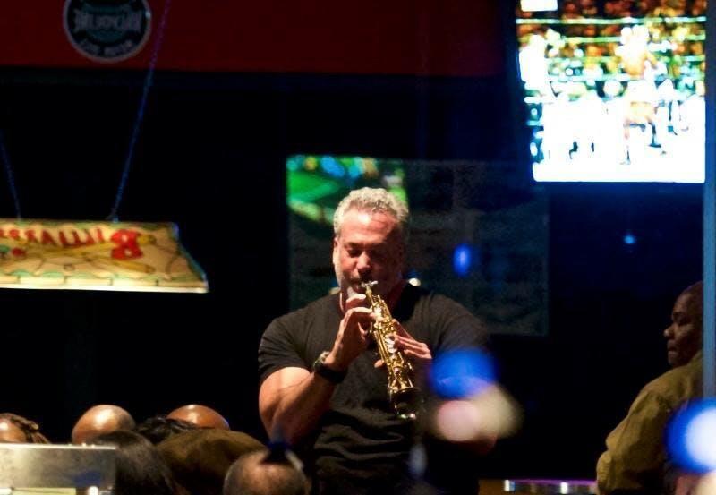 Jazz in the Garden Featuring The Franchise Band @ the Wyndham Garden Hotel