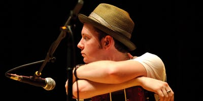John Fullbright on The Bowery Stage