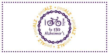 pedALZ - 100 Miles to End Alzheimer's tickets