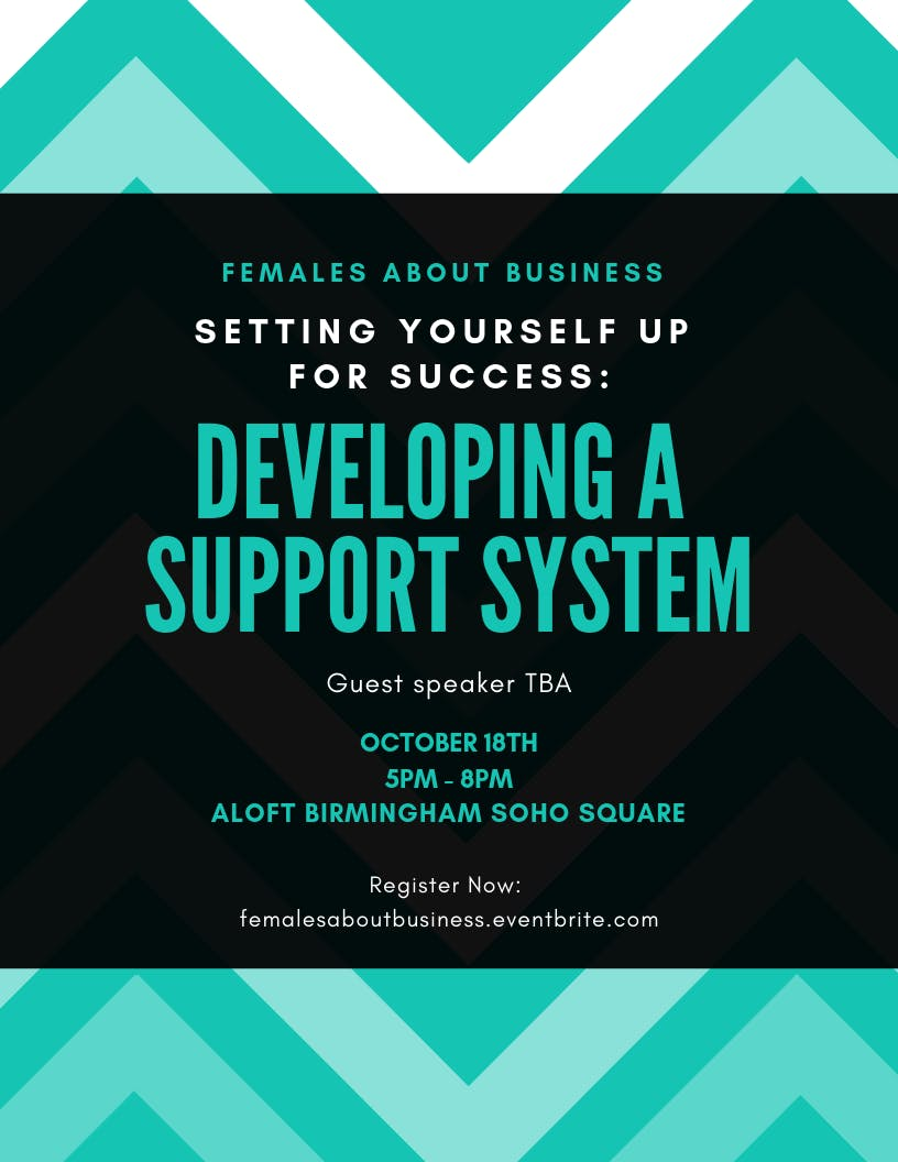 Setting Yourself Up for Success - Birmingham