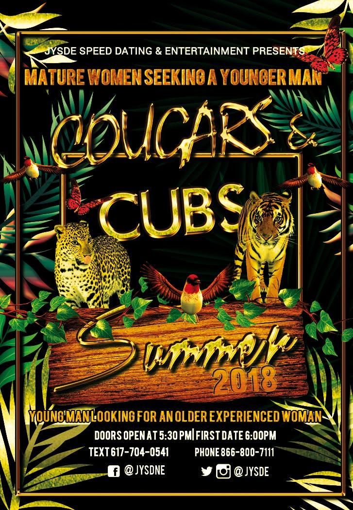 11/28 Cougars & Cubs | #puma #cougar #boytoy