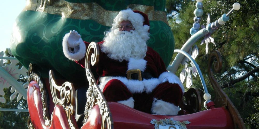 town of cary christmas parade 2018 tickets sat dec 8 2018 at 100 pm eventbrite - When Is The Christmas Parade
