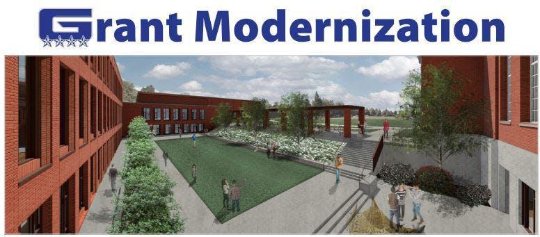 SITE TOUR - Grant High School Modernization