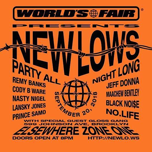 World's Fair (Album Release!)