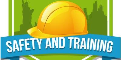 OSHA 30 Construction Safety (in English) - Brooklyn - $399