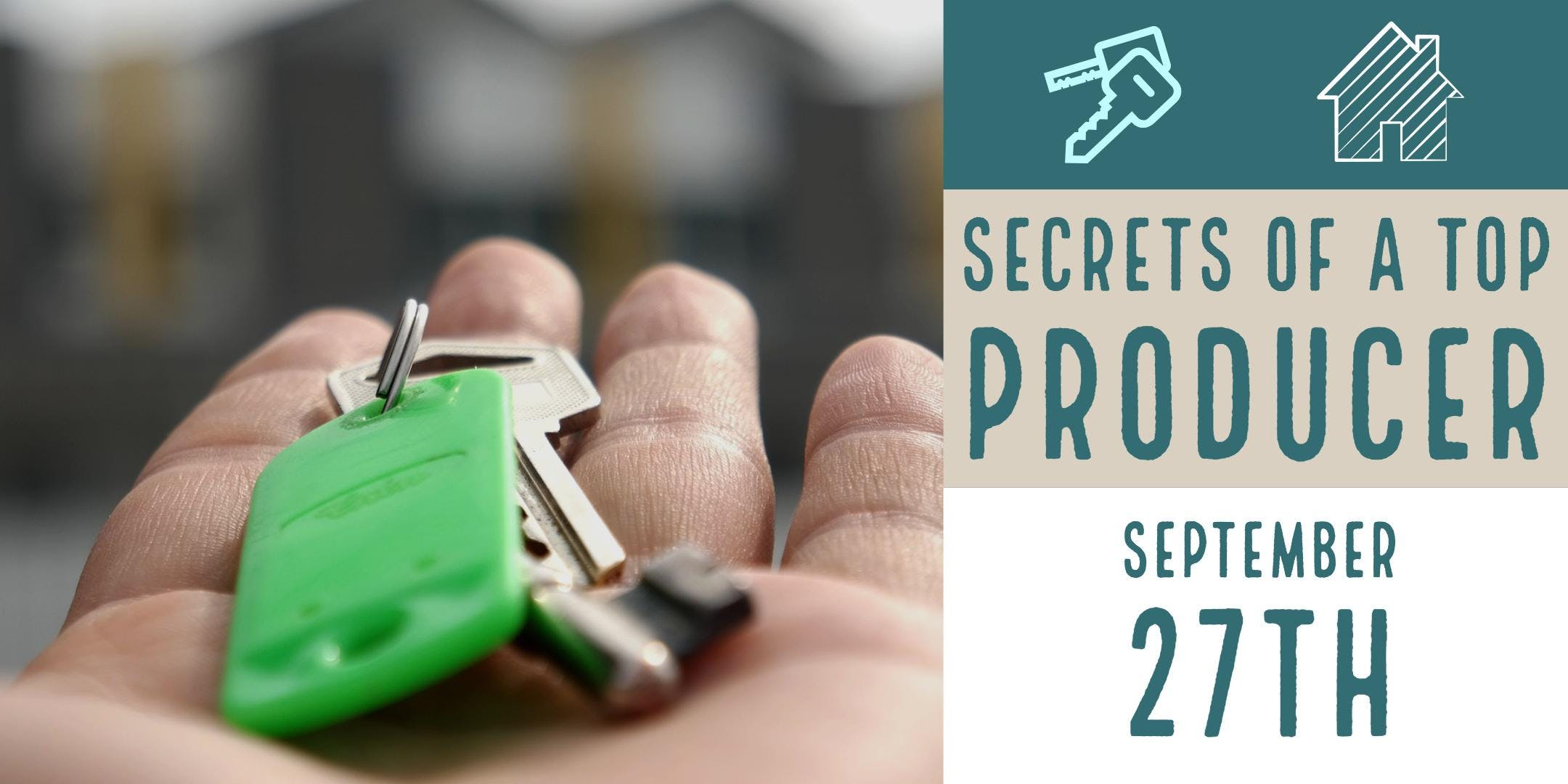 Real Estate Agent Luncheon:  Secrets of a Top Producer