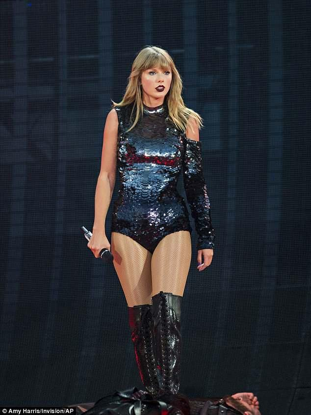 Taylor Swift 6 Oct 2018