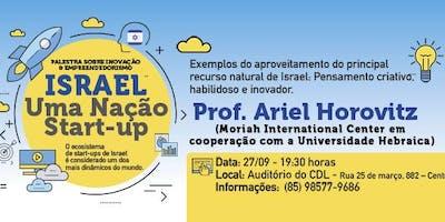 Israel Uma Nação Start-up