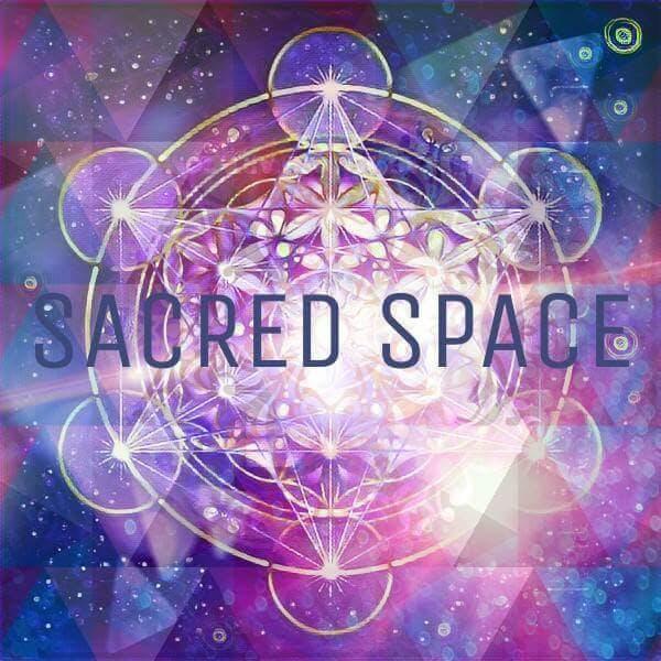 Sacred Space-Crystal Grid & Reiki Healing Cir