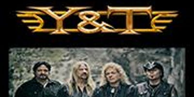 Y & T - Stonebender  + Guests 21 & over
