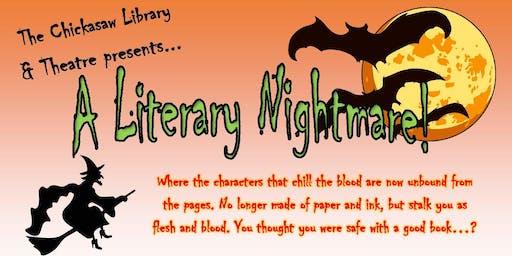Literary Nightmare Haunted House and Hayride