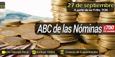 ABC de las Nóminas Online (En Línea)