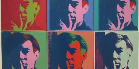 Warhol-Inspired Corel Painter & Mixed Media Workshop tickets
